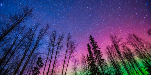 Northern lights, details are mentioned below