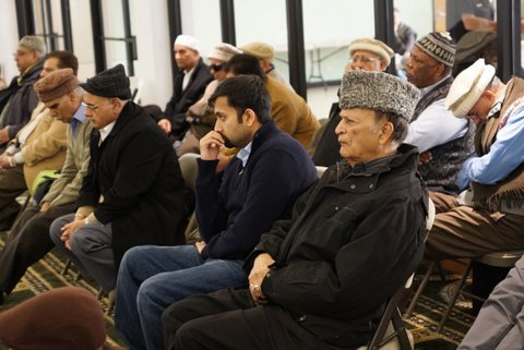 Attendees of the Seminar
