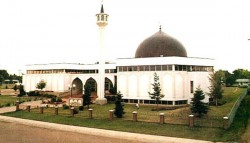 The Ahmadiyya Al Rashid Mosque