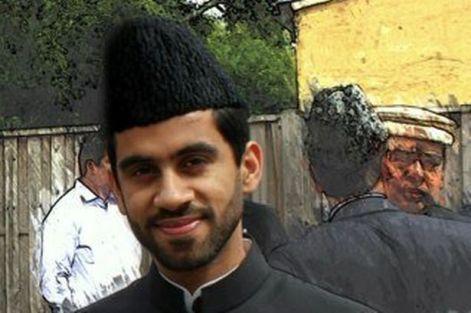 Atta ur Rahman Khalid, Imam of the Baitul Wahid Mosque, in Hanworth