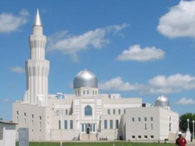 Baitul Islam Mosque, Canada