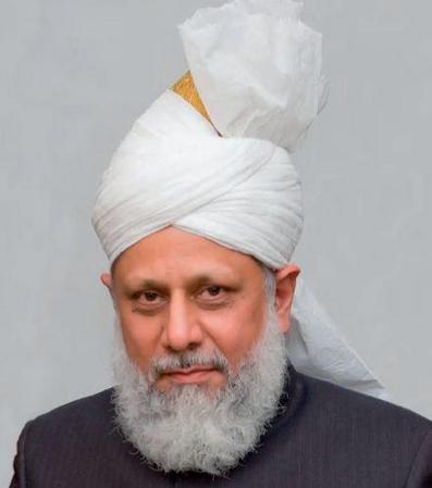 His Holiness Mirza Masroor Ahmad (aba)