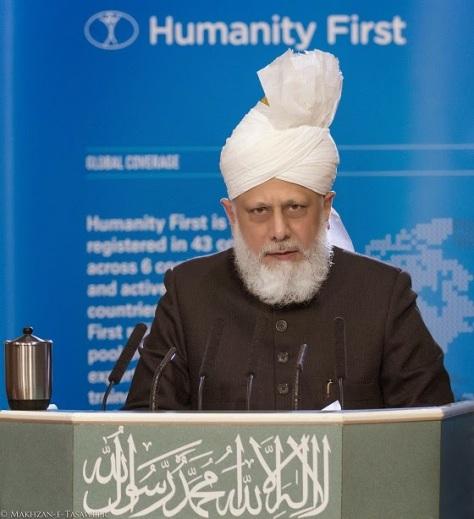 Khalifa of Islam, His Holiness Mirza Masroor Ahmad