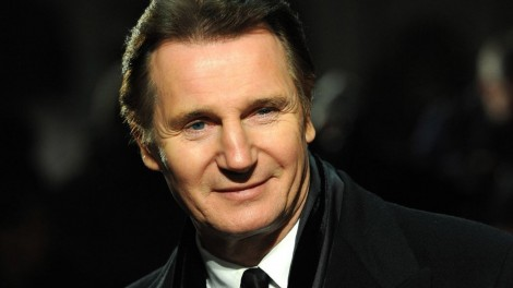 Liam Neeson: Recently made popular by lead role in the Taken