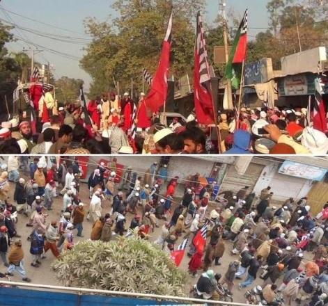rabwah-protests