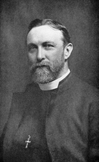 Bishop GEORGE ALFRED LEFROY (Father Lefroy)