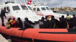 African migrants regularly attempt the dangerous crossing to Europe