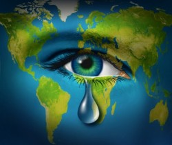 Every human life is sacred and we cry for each loss