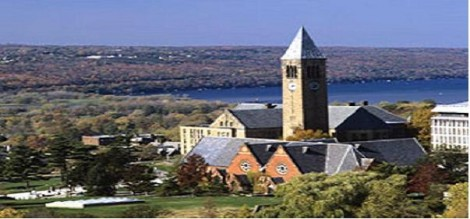 Cornell University, Ithaca, New York.  Andrew Dickson White was founding President of the University