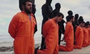ISIS killing Coptic Christians in Libya