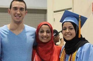Deah Shaddy Barakat, 23, of Chapel Hill, and his wife, Yusor Mohammad, 21, and her sister, Razan Mohammad Abu-Salha, 19, of Raleigh, were shot to death at an apartment building in Chapel Hill, N.C. Their murder is a watershed moment for Americans to confront Islamaphobia in the country.