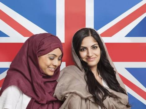 muslim-women in UK