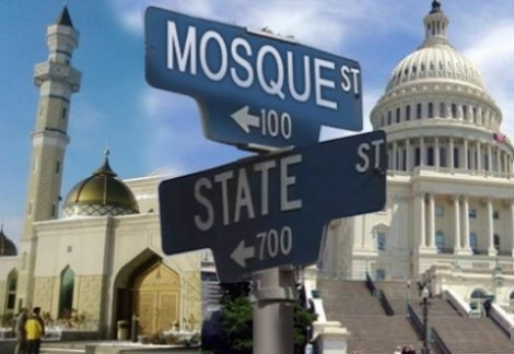 Separation of Mosque and State