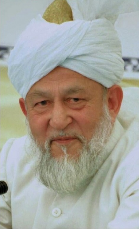 Khalifatul Maseeh the IV - Hazrat Mirza Tahir Ahmad (ra)