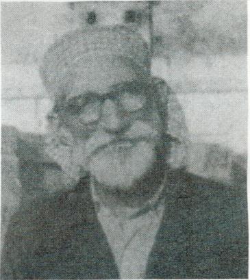 Hazrat Sufi Abd-ul-Qadeer sahib 1st Ahmadi Muslim Missionary to Japan