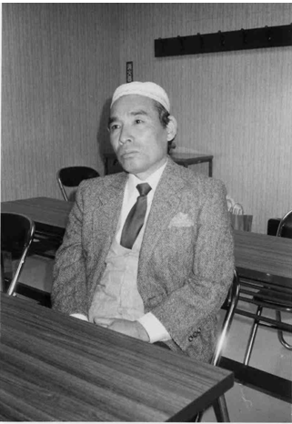 Mr. Muhammad Uwais Kobayashi Translator of the Holy Quran accepted Islam in 1957