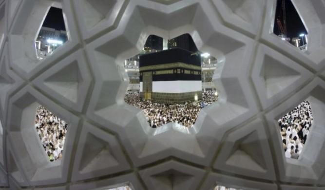 kaaba center