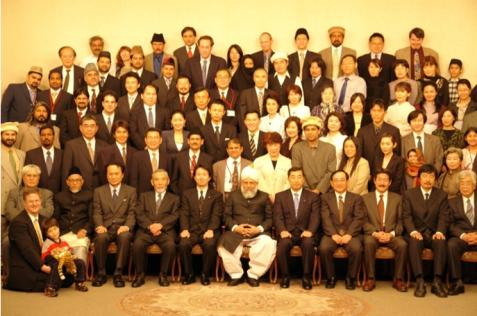 Khalifa of Islam in Japan