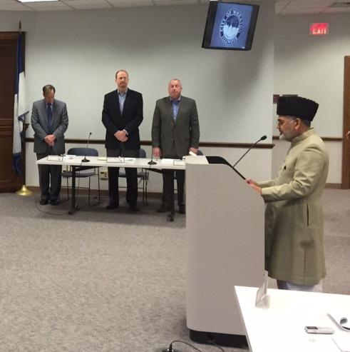 Photos of Wheaton Council Prayer Meet