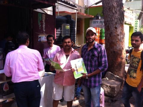 Jama'at-e-Ahmadiyya Banglore Spreading Real Islam