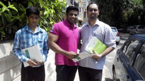 Tableegh-e-Islam Ahmadiyyat by Banglore Jam'at