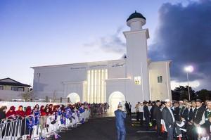 Baitul Muqeet Mosque, Auckland, New Zealand