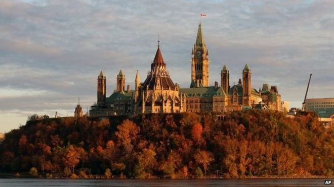 canada parliment
