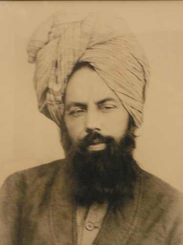The Promised Messiah of All Religions & Maseeh-e-Maood & Imam Mahdi of Muslims---His Holiness Mirza Ghulam Ahmad (as) of Qadian