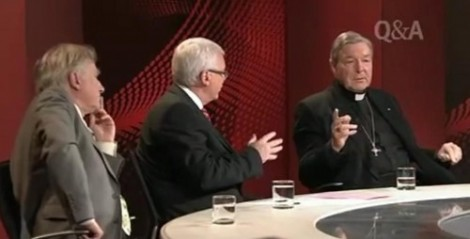 Richard Dawkins vs Cardinal George Pell
