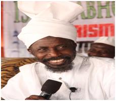 Amir of Nigerian Ahmadiyya Community Dr Mashuud Adenrele Fasola