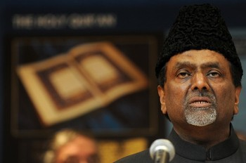 Rafiq Hayat, National President Ahmadiyya Muslim Community UK
