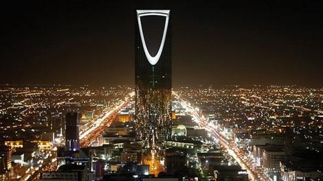 Riyadh skyline.  The Muslim Times' collection on free speech