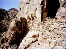Jable Uhud cave