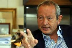 Naguib Sawiris: An Egyptian businessman