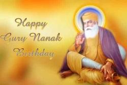 Sikhs celebrate birth anniversary of Sri Guru Nanak