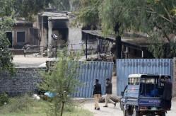 Persecution in Pakistan: Scenes of vandalism in the Ahmadiyya chipboard factory in Jhelum. Photos by Rahat Dar