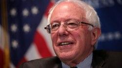 Senator Bernie Sanders.  For the Muslim Times' collection to refute Islamophobia