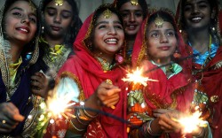 A very happy Diwali to our Hindu, Sikh and Jain readers
