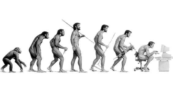 evolution-islam