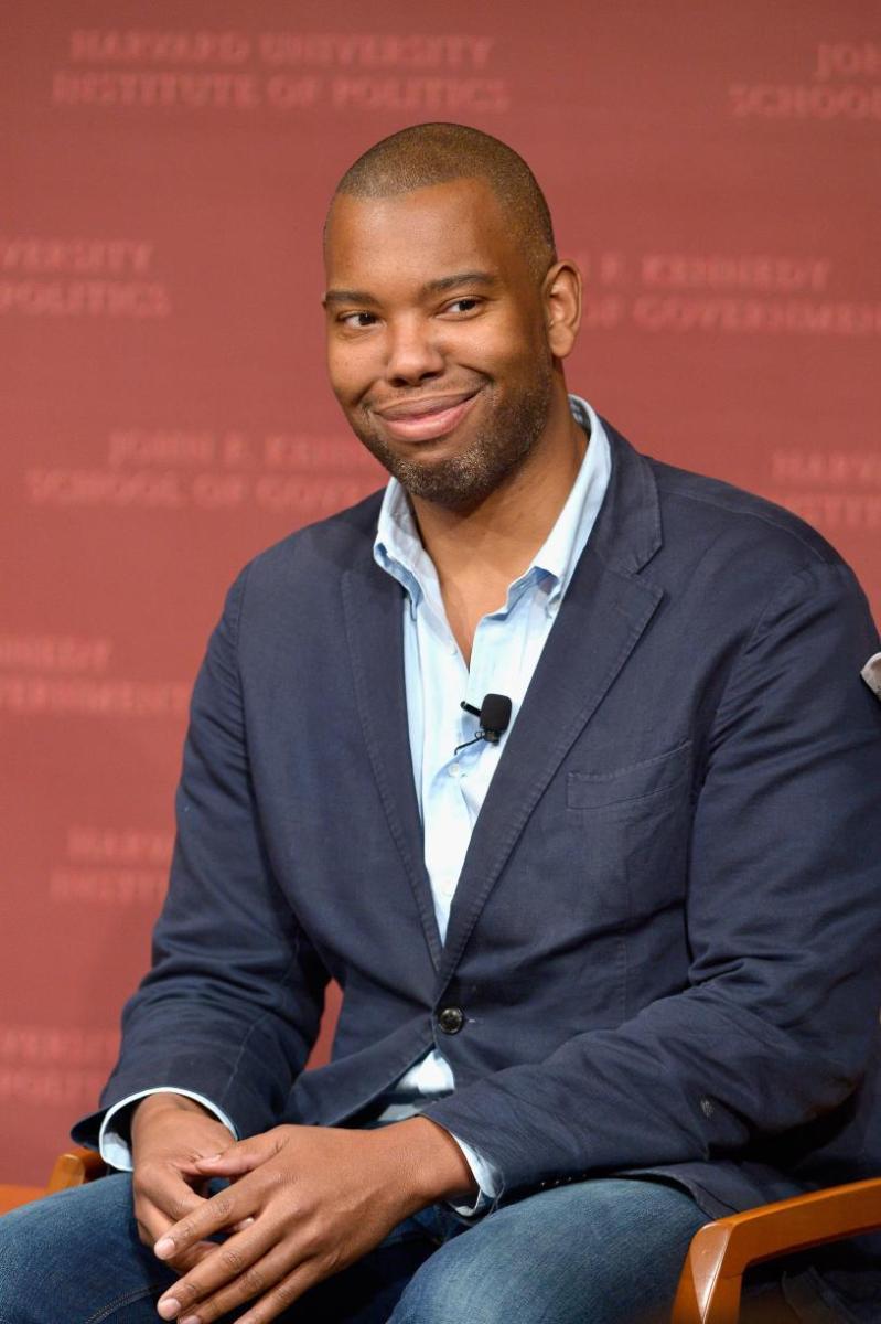 Ta Nehisi Coates Adam Johnson Win National Book Awards