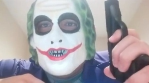 montreal-arrest-joker-mask-quebec