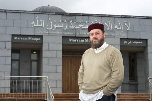 Ibrahim M Noonan, Vice President, Ahmadiyya Muslim Ireland