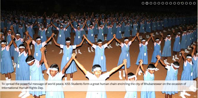 india odisha university students broke two guinness world records