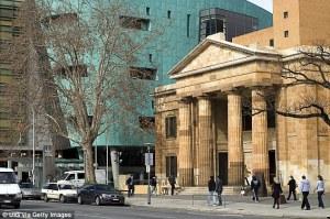 Adelaide court