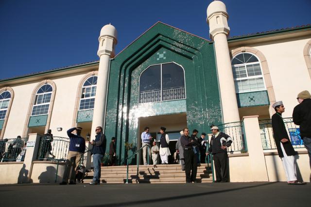 Baitul Hameed Mosque _West Coast Jalsa Site_