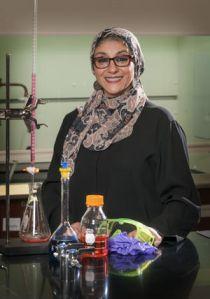 Dr. Amina El-Ashmawy.