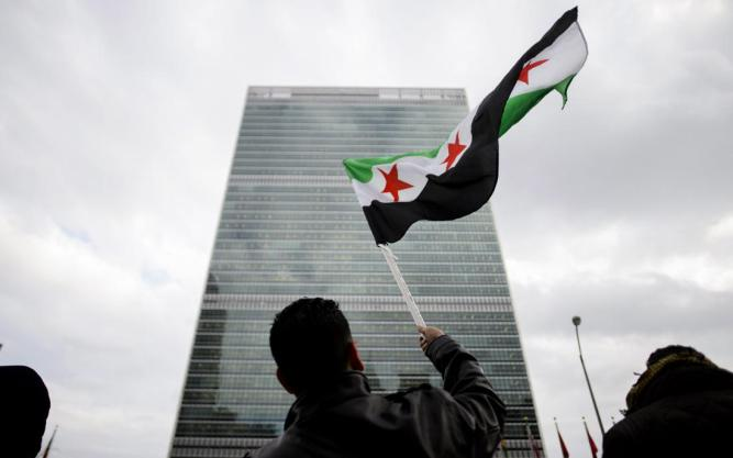 Syria Meeting at United Nations