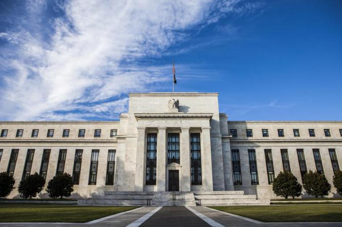 Federal Reserve Building in Washington, D.C.