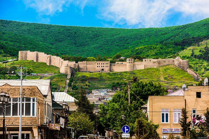 Крепость_Нарын-Кала._Дербент