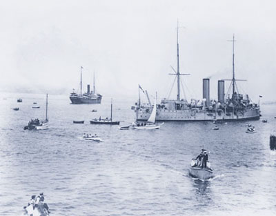 Komagata_Maru_and_Rainbow